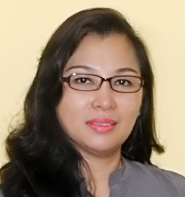 Margie Ch. Poluan, SE., MSA