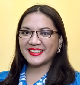 Christine Patricia Elvano Porajow, S.ST.Par.